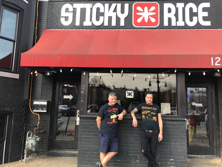 Inaugural event hosted at Sticky Rice as they add new plant-based options!